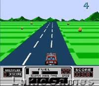 Road Blasters - NES Nintendo Game
