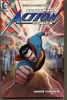 HC Superman Action Comics Volume 7 Seven 2015 nm/mint 9.8 1st Hardcover New 52