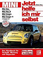 MINI COOPER ONE Reparaturanleitung Reparatur/Handbuch Reparaturbuch Wartung Buch