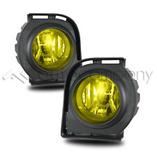 2008-2010 Scion XB Fog Lights w/Wiring Kit - Yellow