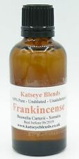 Frankincense Essential Oil x 50ml Therapeutic Grade 100% Pure