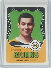 2011-12 O-Pee-Chee Retro Johnny Bucyk