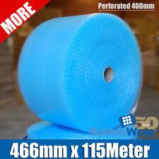 Perforated Bubble Cushioning Wraps