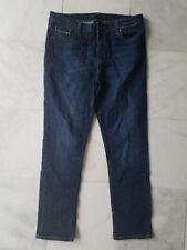 Women's 14 M medium mid-rise skinny Blue Jeans by Levi's