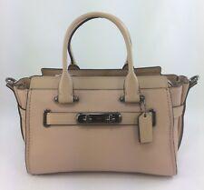 b2f5cad020 New COACH Swagger 27 Carryall Satchel Handbag Purse Shoulder Bag in  Beechwood