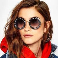 08c3686e926 Amazing women Sunglasses Retro Round L aveugle Par Amour Sunglasses 7  Colors NEW