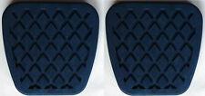 Pair of Brake Clutch Pedal Pads | Swift Vitara Sidekick Geo Metro Tracker 1995+