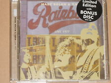 MARC BOLAN & T.REX -Live 1977- 2xCD Limited Edition