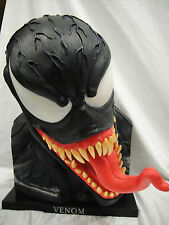 "UPPER DECK VENOM LIFE SIZE 16"" BUST HEAD STATUE Marvel Comics SPIDER-MAN"