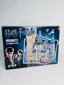 Harry Potter Hogwarts Astronomy Tower 3D Puzzle - Good condition / Boxed