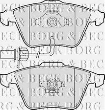 BBP2013 BORG & BECK BRAKE PADS fits Audi A4 III Avant quattro 04- NEW O.E SPEC!