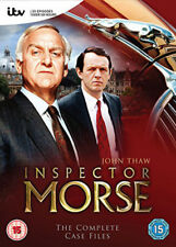 Inspector Morse Series 1-12 5037115357335 With John Thaw DVD Region 2