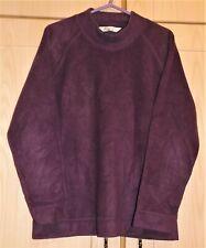 BHS Ladies PURPLE Fleece Jumper .... Size 16