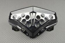 Feu arrière LED fumé clignotants intégrés Kawasaki ER6-N ER6N ER6 N 2012-2017