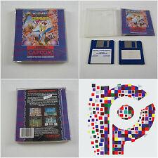 Bionic Commando un juego de Capcom para la computadora Atari ST probado y de trabajo
