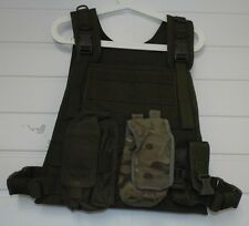 BLACKHAWK STRIKE MOLLE PLATE CARRIER VEST - Olive green , Small , Military Issue