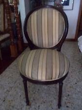 Antique Chairs Set of Four Estate Sale Louis Xvi Hgtv Ballard Designs