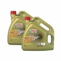 Castrol Edge FST 8 Litre 0W40 A3/B4 High Performance Fully Synthetic Car Oil