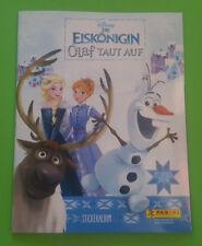 Panini Disney Frozen Die Eiskönigin Olaf taut auf Stickeralbum Sammelalbum