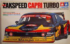Ford Zackspeed Capri Turbo - Tamiya 1/24 item #24014