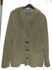 Schicke Jacke von Cecil M mit Schalkragen, hellbraun