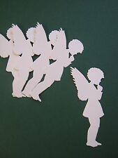 5 Stück stehender Engel, Stanzteile , Anhänger, Platzkarte