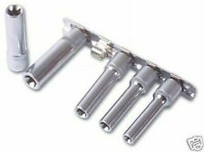 New Star Torx Female Socket Set Deep 3/8 Drive 5pce's E8 E10 E11 E12 E14