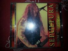 CD SEPULTURA WELCOME TO THE END OF THE WORLD  RARE