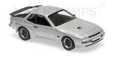 MINICHAMPS 940066122  -  PORSCHE 924 GT - 1981 - SILVER  1/43