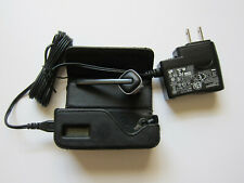Plantronics Discovery 975 Bluetooth Headset Black w/ charging case &  AC Charger