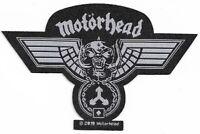 Official Merch Woven Sew-on PATCH Heavy Metal Rock MOTORHEAD