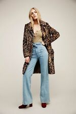 Free People Retro Faux Fur Jacket-M-$600 MSRP