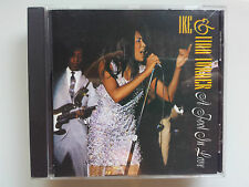 "IKE & TINA TURNER ""A FOOL IN LOVE"" ULTRA RARE SPANISH CD FROM ""ROCK"" COLLECTION"