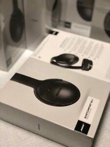 Bose QC35 II QuietComfort Headphones kabellos Black