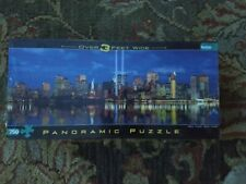 NEW YORK PANORAMIC Jigsaw Puzzle 750pc - Buffalo Games - New Sealed
