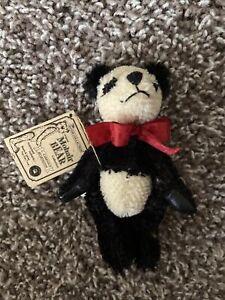 The Boyds Collection Original Mohair Collection Panda Bear