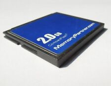 2GB CompactFlash Standard CF 2 GB Memory Card Generic Brand NEW W/Case