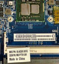 MB.PTT01.001 Acer Aspire Motherboard 1430 1430Z 1430-4857 I5520UM 48.4GS01.02M