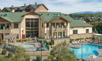 Spring Vacation.-Wyndham Smoky Mts. 2 Bdrm. Deluxe 3 nts  June 2,3,4 Occ. 8