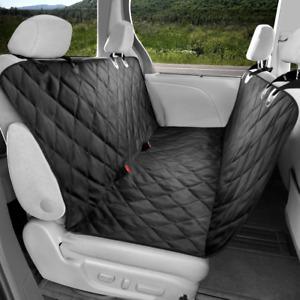 Pet Dog Car Seat Cover Waterproof & Scratch Proof Hammock Non-Slip Trucks SUVS