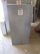 Square D Kal36150 Main Breaker 120/208V 30 Circuit Nqod Panelboard- E1967