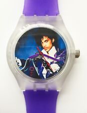 Prince watch - Retro 80s designer watch