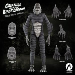 Mondo Exclusive 1/6 Scale Creature From The Black Lagoon Figure Silver Screen