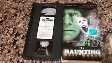 THE HAUNTING OF HELL HOUSE RARE VHS TAPE NEW HORIZONS 1999