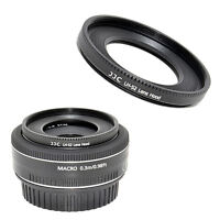 Parasoleil Pare-Soleil pour Objectif Canon EF 40mm f/2.8 STM