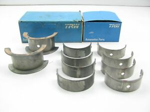 Big Block Chevy BBC 396 402 427 454 V8 STANDARD SIZE Main Bearings TRW MS2829P