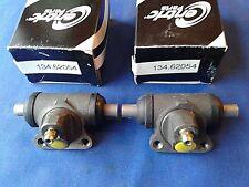 Drum Brake Wheel Cylinder Rear Centric # 134.62054, PAIR, BOPC Cadillac