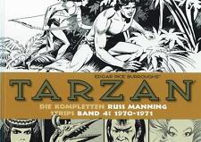 Tarzan - Die kompletten Russ Manning Strips Band 4, Bocola
