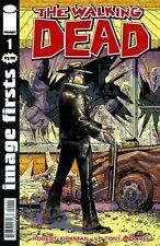 Image Firsts The Walking Dead #1 Diciembre 2012 Dibujo Variante De 3rd Impresión