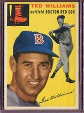 1954 Topps 250 Ted Williams EX-MT #D150607